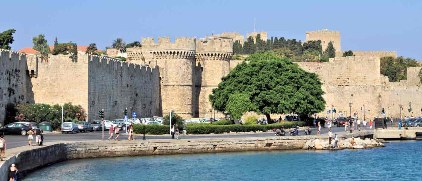 Leonardo Mediterranean Hotels & Resorts - Μεσαιωνική Πόλη της Ρόδου