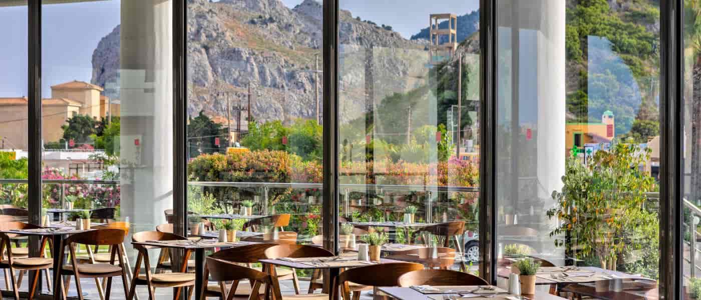 Leonardo Mediterranean Hotels & Resorts - Εστιατόριο Blue Horizon