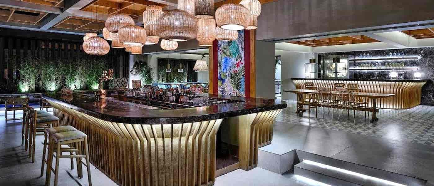 Leonardo Mediterranean Hotels & Resorts - Εστιατόριο Rattan (gourmet)