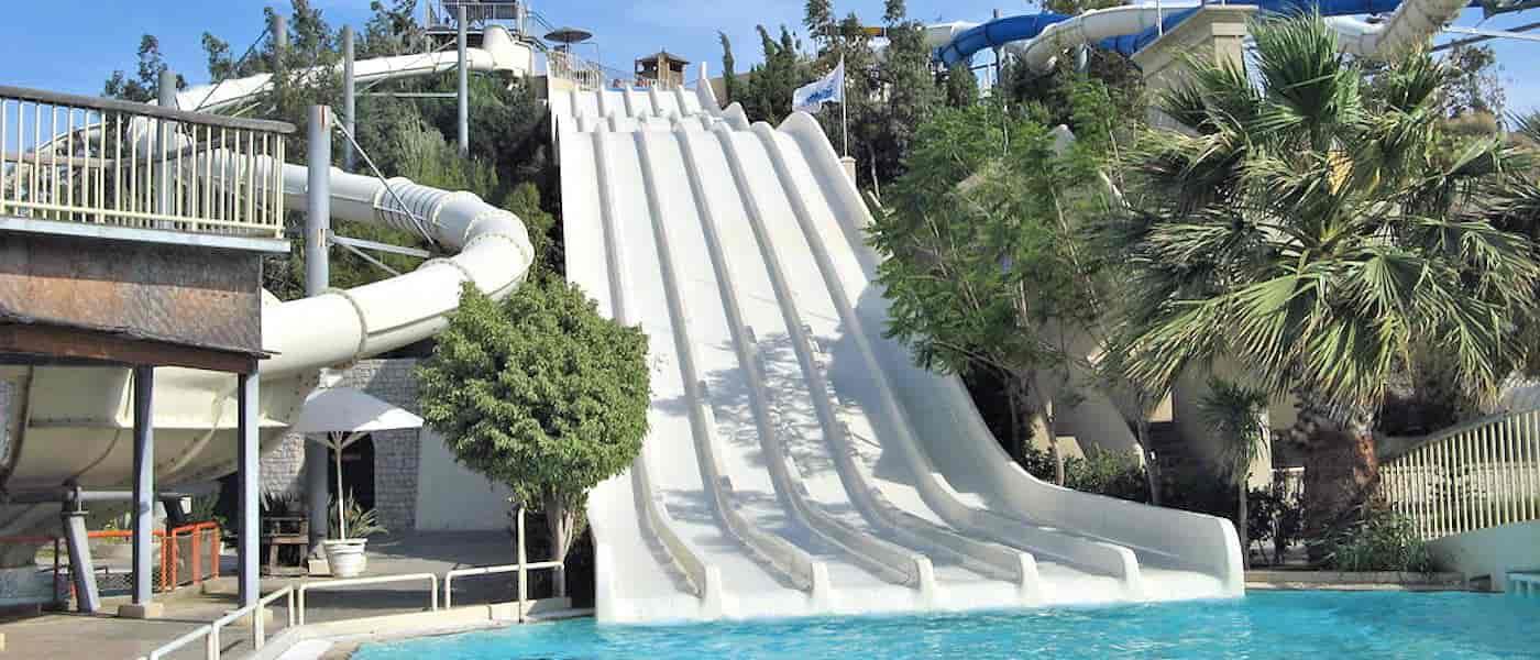 Leonardo Mediterranean Hotels & Resorts - Υδροπάρκο