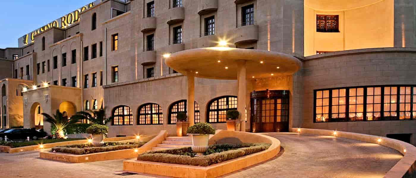 Leonardo Mediterranean Hotels & Resorts - Καζίνο Ρόδος