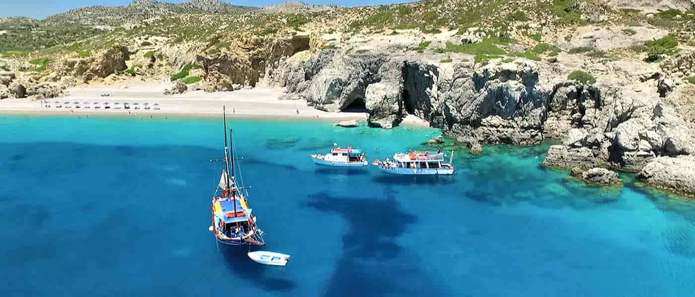 Leonardo Mediterranean Hotels & Resorts - Κρουαζιέρα στις παραλίες Άντονι Κουίν, Καλλιθέας και Σπηλιάς Τραγανού